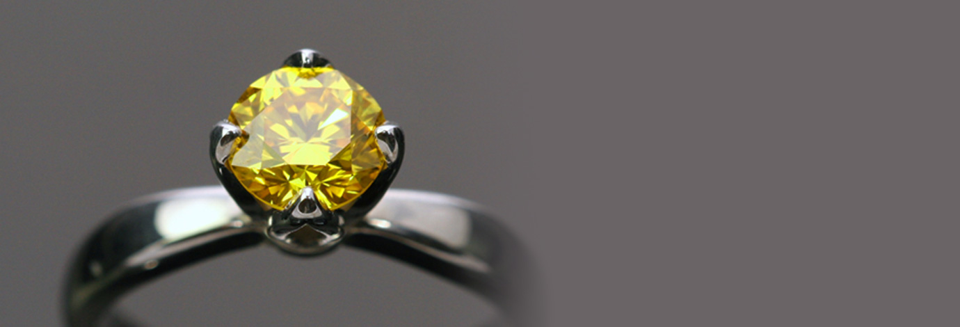 Yellow LifeGem Diamond